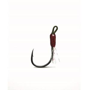 Assist Hook Vmc Hameçons Simples Magic Mini Assist 7122SA NT - par 6