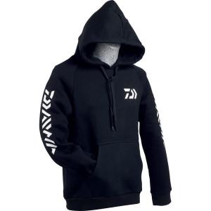 Sweatshirt Daiwa Sweat A Capuche Noir