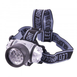 Tortue Lampe Frontale 14 LED