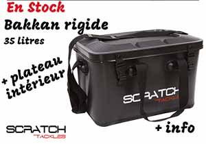 bakkan rigide 35l Scratch Tackle