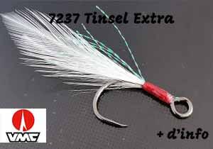 hameçon simple 7237 Tinsel Extra